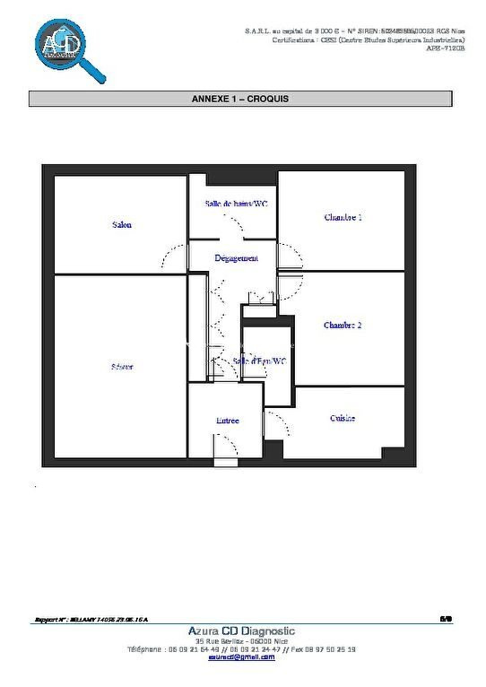 Image_8, Appartement, Le Cannet, ref :3858